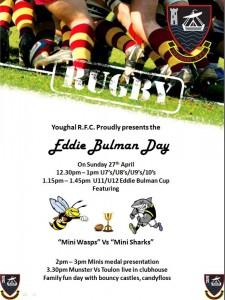 Eddie Bulman Day